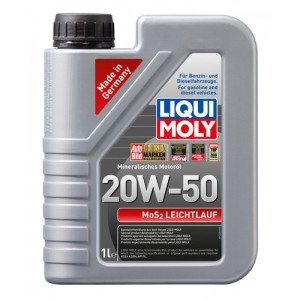 Liqui Moly Mos2 Low-Friction 20W-50 1L