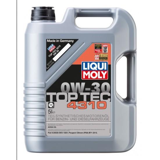 Liqui Moly Top Tec 4310 0W-30