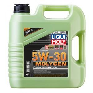 Liqui Moly Molygen 5w-30 4Litres