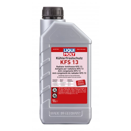 Liqui Moly Radiator Freezer KFS 13 Red