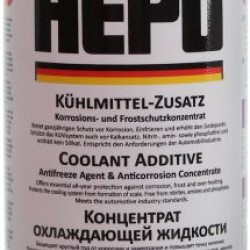 Hepu Coolant Additive G12 Antifreeze Concentrate red