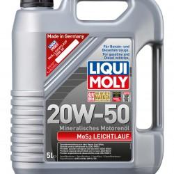 Liqui Moly Mos2 Low-Friction 20W-50 5L