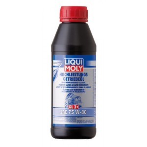 Liqui Moly manual and transaxle transmissions 75w-80 GL3+