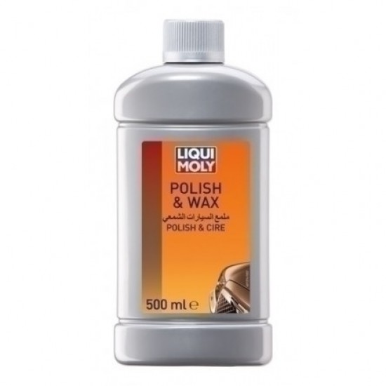 Liqui Moly Polish and Wax