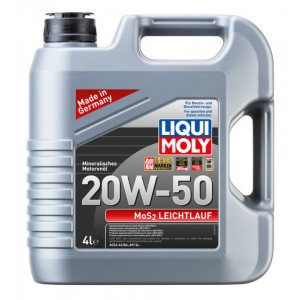 Liqui Moly Mos2 Low-Friction 20W-50 4L
