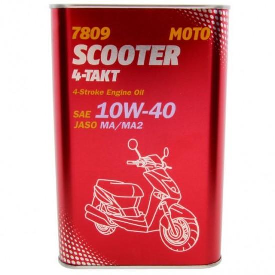 Mannol Scooter 10w-40 1Liter