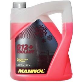 Mannol G12 Plus Coolant 5L
