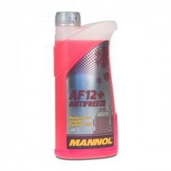 Mannol AF12+Antifreeze 4012 1Liter