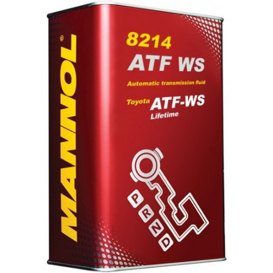Mannol ATF WS Automatic Special