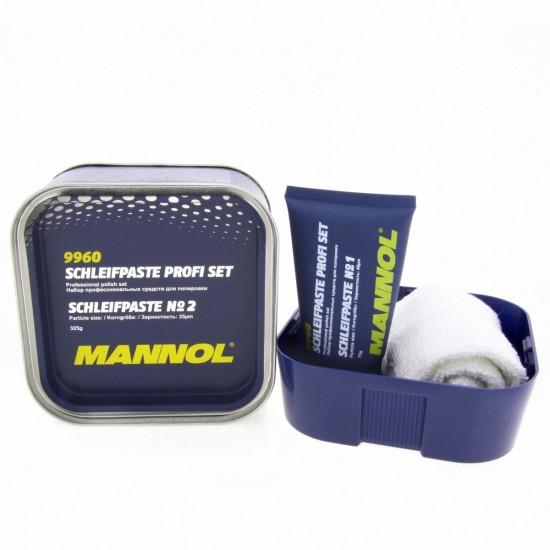 Mannol Schleifpaste Profi Set