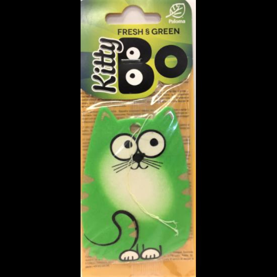 Paloma Kitty Bo - Fresh and Green