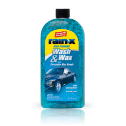 RAIN-X Wash and Wax with Carnauba Wax Beads