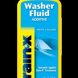 RAIN-X Windshield Washer Fluid Additive