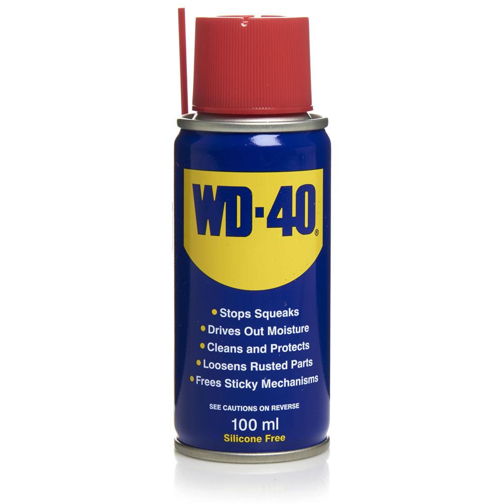 WD-40 100مل مذلل الصدأ