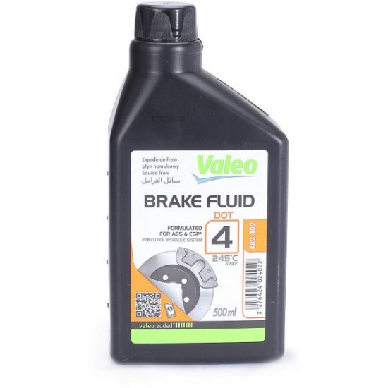 Valeo Brake Fluid Dot4