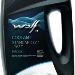 Wolf Coolant Standard G11 -36C Blue 4L