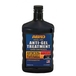 ABRO Diesel Fuel Anti-Gel Treatment 946 Gm DA-946
