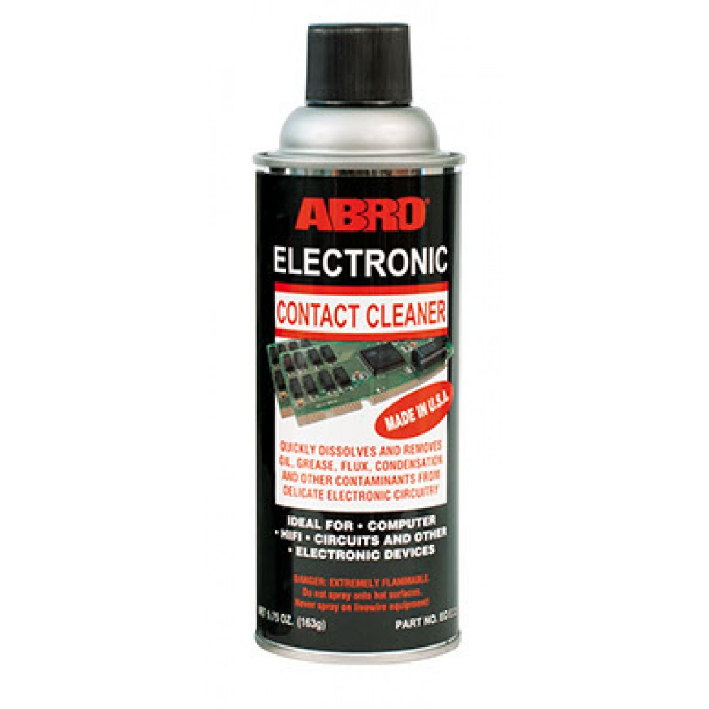 ABRO Electronic Contact Cleaner 163ML
