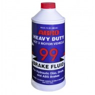 ABRO Dot 3 Brake Fluid 485ML