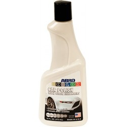 ABROColor® Colored Automotive Polish-White