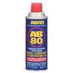 Abro AB-80 Spray Lubricant 283mL