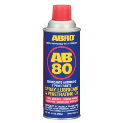 Abro AB-80 Spray Lubricant 283mL