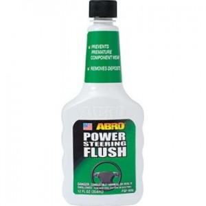 Abro Power Steering Flush