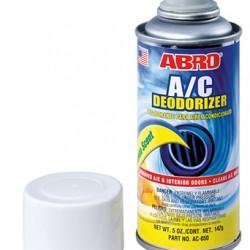 Abro A/C Deodorizer Lemon Scent