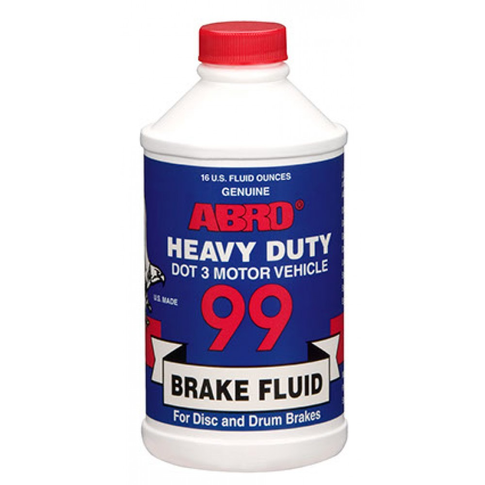 ABRO Dot 3 Brake Fluid 354ML