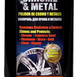 Abro Chrome and Metal Polish