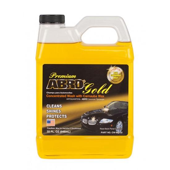 Abro Premium Gold Car Wash 946mL