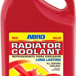 Abro Radiator Coolant Red