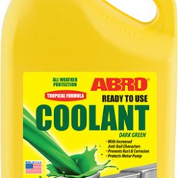 Abro Engine Coolant Tropical Formula Dark Green