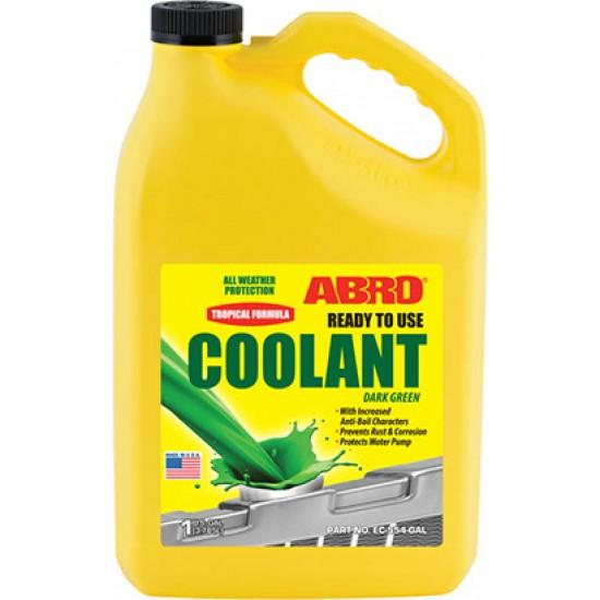Abro Engine Coolant Tropical Formula Dark Green