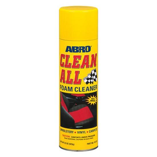 Abro Clean All Foam Cleaner