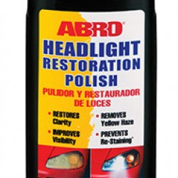Abro Headlight Restoration Polish