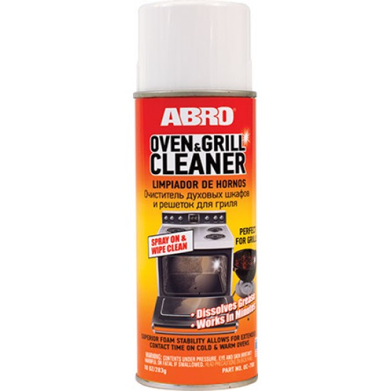 ABRO Oven and Grill Cleaner