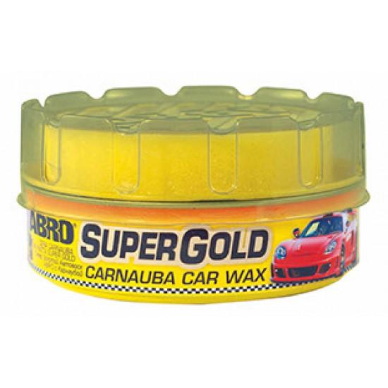 Abro Super Gold Paste Wax
