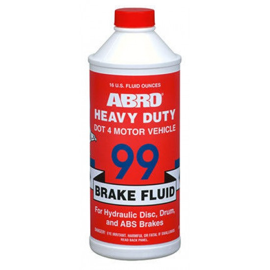 Abro Brake Fluid Dot4