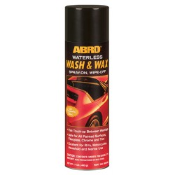 Abro Waterless Wash and Wax