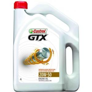 Castrol GTX 20W-50 4L