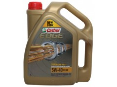 Castrol EDGE Engine Oil 5W-40 4L