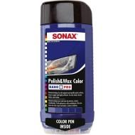 Sonax Polish & Wax Color Blue