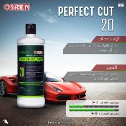 Osren Car Polish Perfect Cut 20