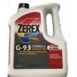 Valvoline ZEREX G-93 Formula