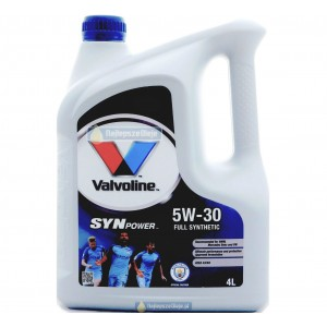VALVOLINE SynPower 5W30 4L