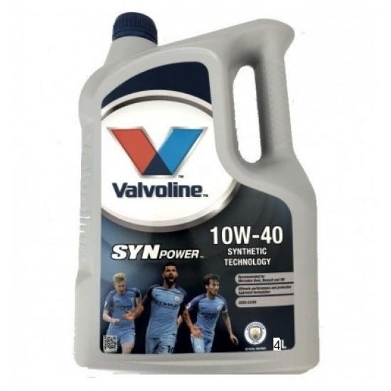 Valvoline SynPower 10W40 4L